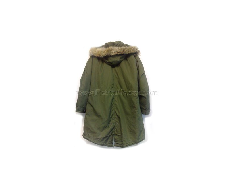 original m-1951 fishtail parka