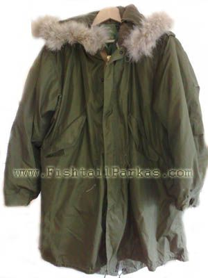 authentic m51 parka