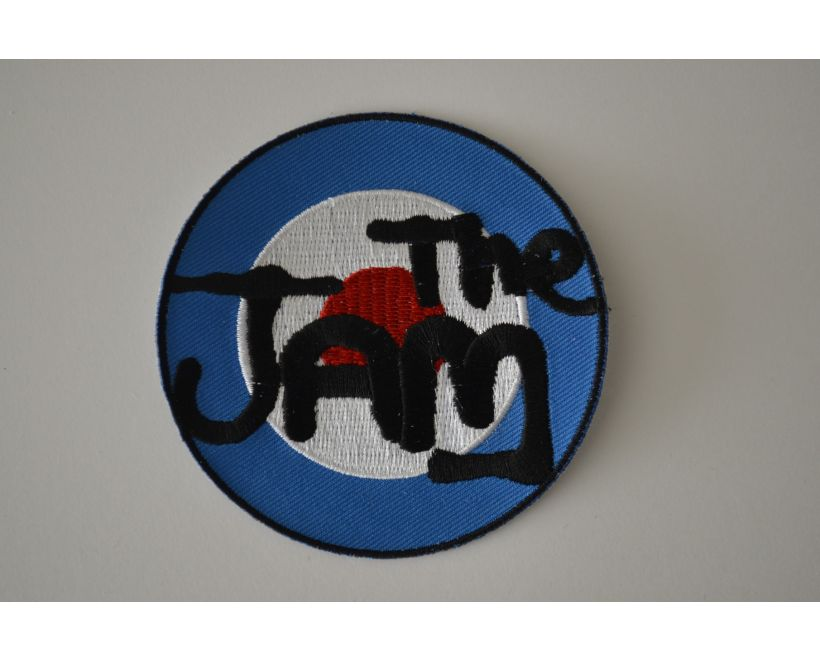 The Jam Parka Badge