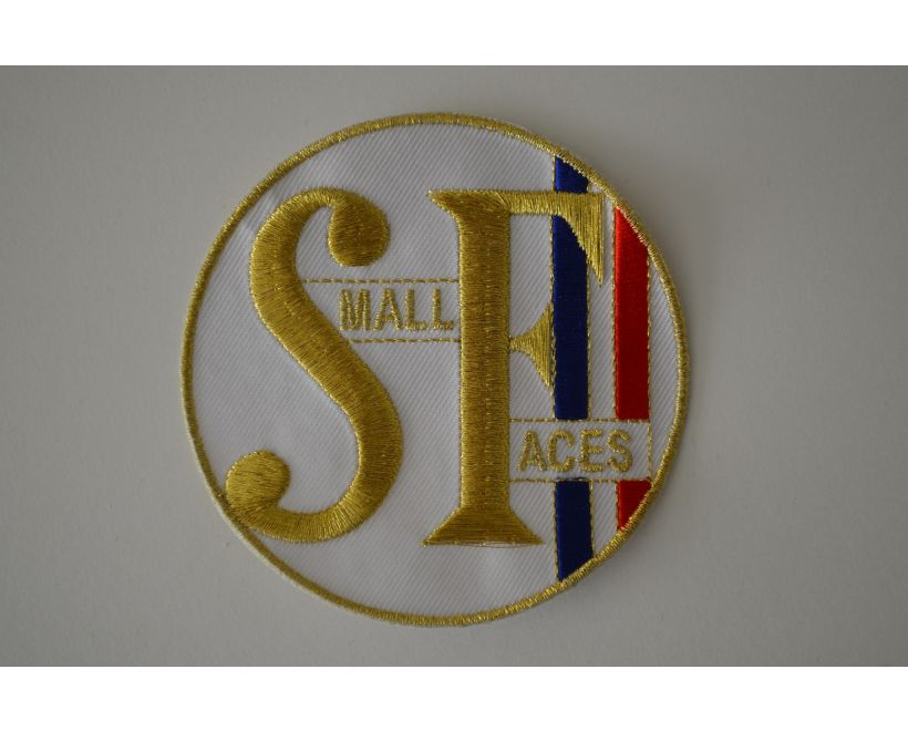 Small Faces Parka Badge