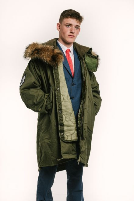 M65 Quadrophenia fishtail parka