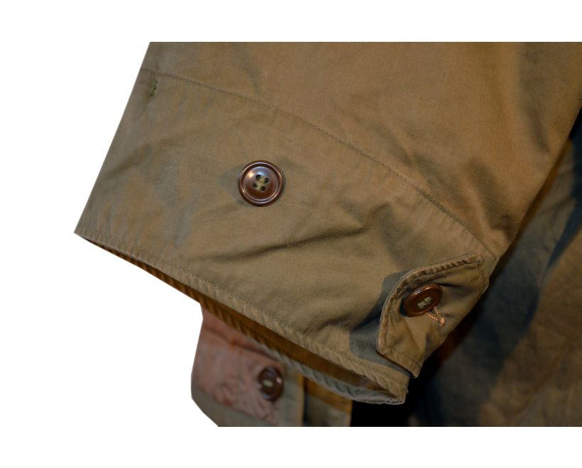 M-1948 prototype cuff button detail