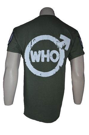 the who quadrophenia t-shirt