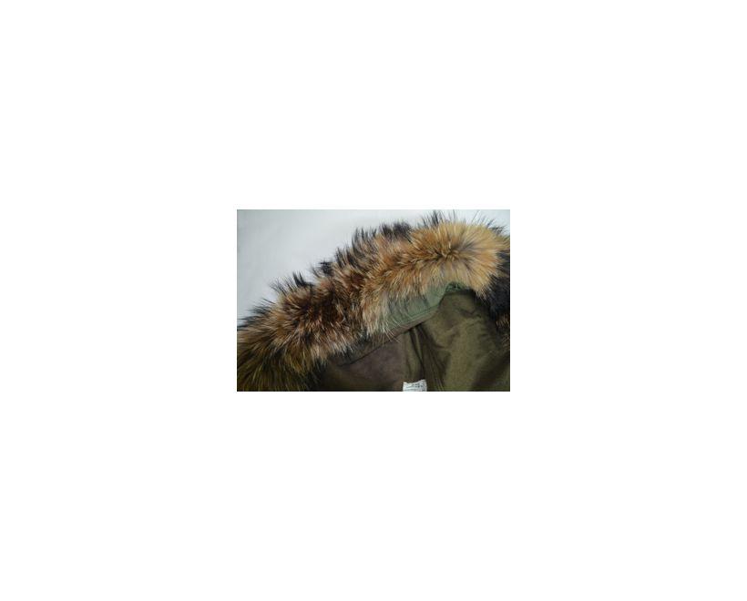 M65 Real Fur Parka Hood