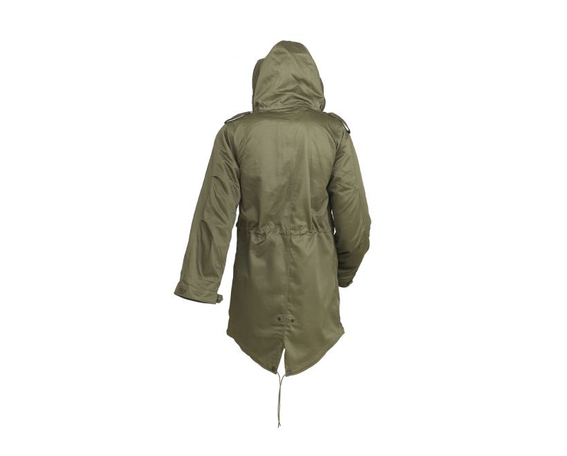 Stonetail M-1951 Fishtail Parka Back