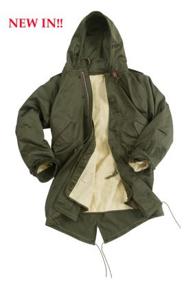 Stonetail M-1951 Fishtail Parka