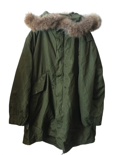 M-1951 Fishtail Parka 1956 Revision Model