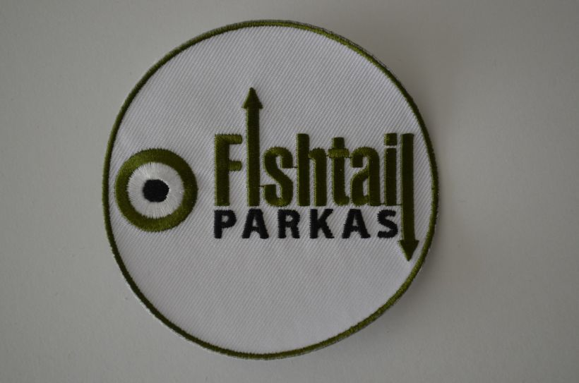 Fishtail Parkas Parka Badge