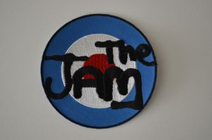 Badge The Jam Large