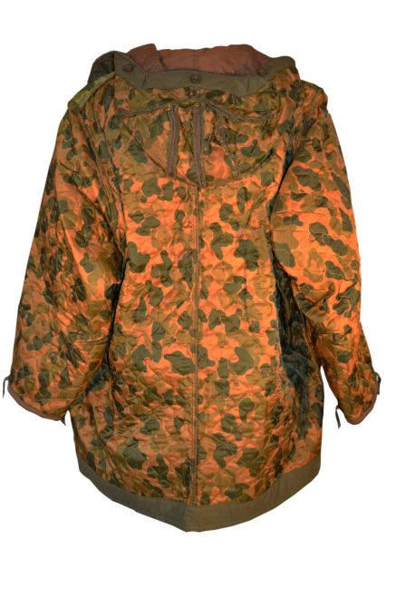 m-1948 prototype camoflage liner back