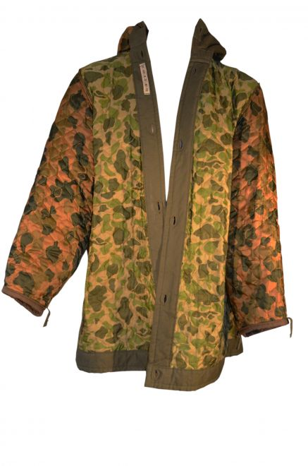 m48 camoflage detachable prototype liner front