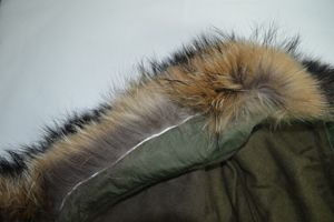 Real Fur M65 Parka Hood