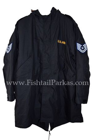 black m1951 quadrophenia parka