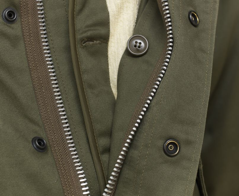 stonetail parka buttons