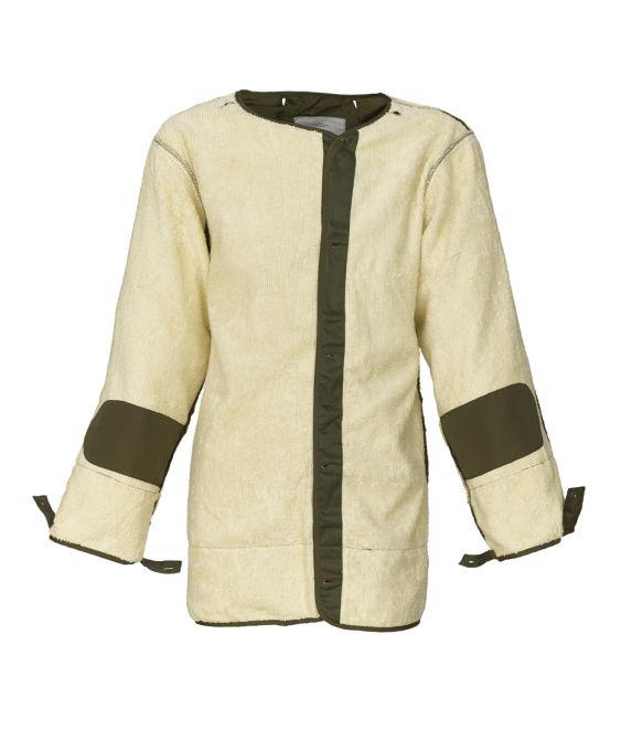 stonetail m51 fishtail parka cotton terry liner