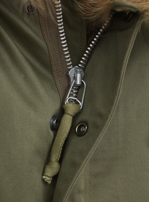 stonetail conmar zipper detail