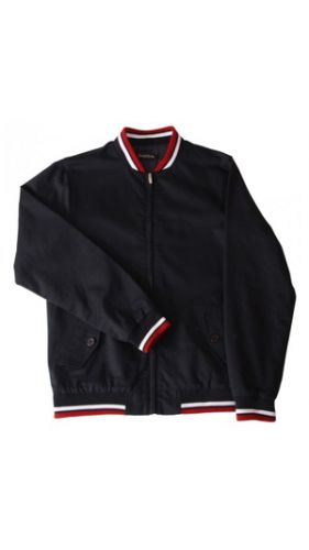 David Watts Navy Monkey Jacket