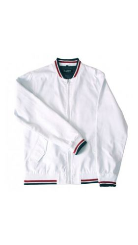 David Watts White Monkey Jacket