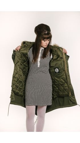 Stonetail M-1948 Fishtail Parka