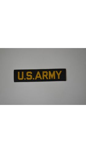 Badge U.S. Army Name Tape