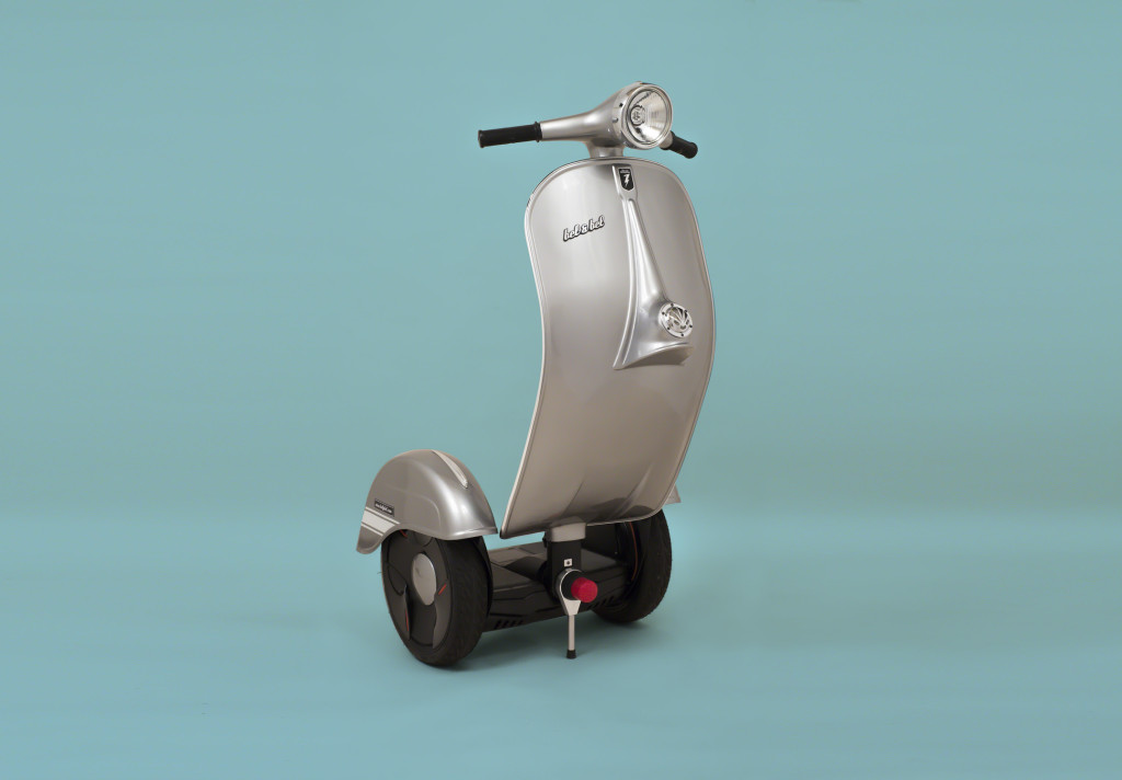 Z-Scooter By Bel & Bel Studio